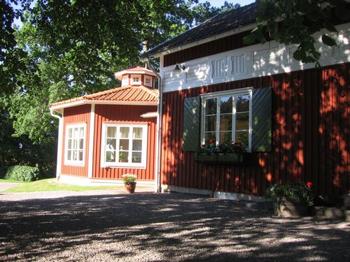 Selma Lagerlöfs Haus
