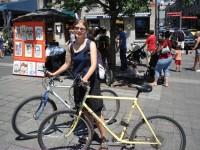 Montr�al per Fahrrad